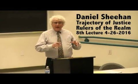Covert & Lesser Known U.S. Actions in and after WWII: Daniel Sheehan - 4-26-2016