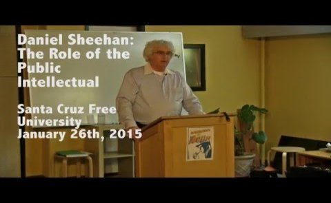 Daniel Sheehan: The underlying assumptions in the worldview schematic Jan. 26, 2015