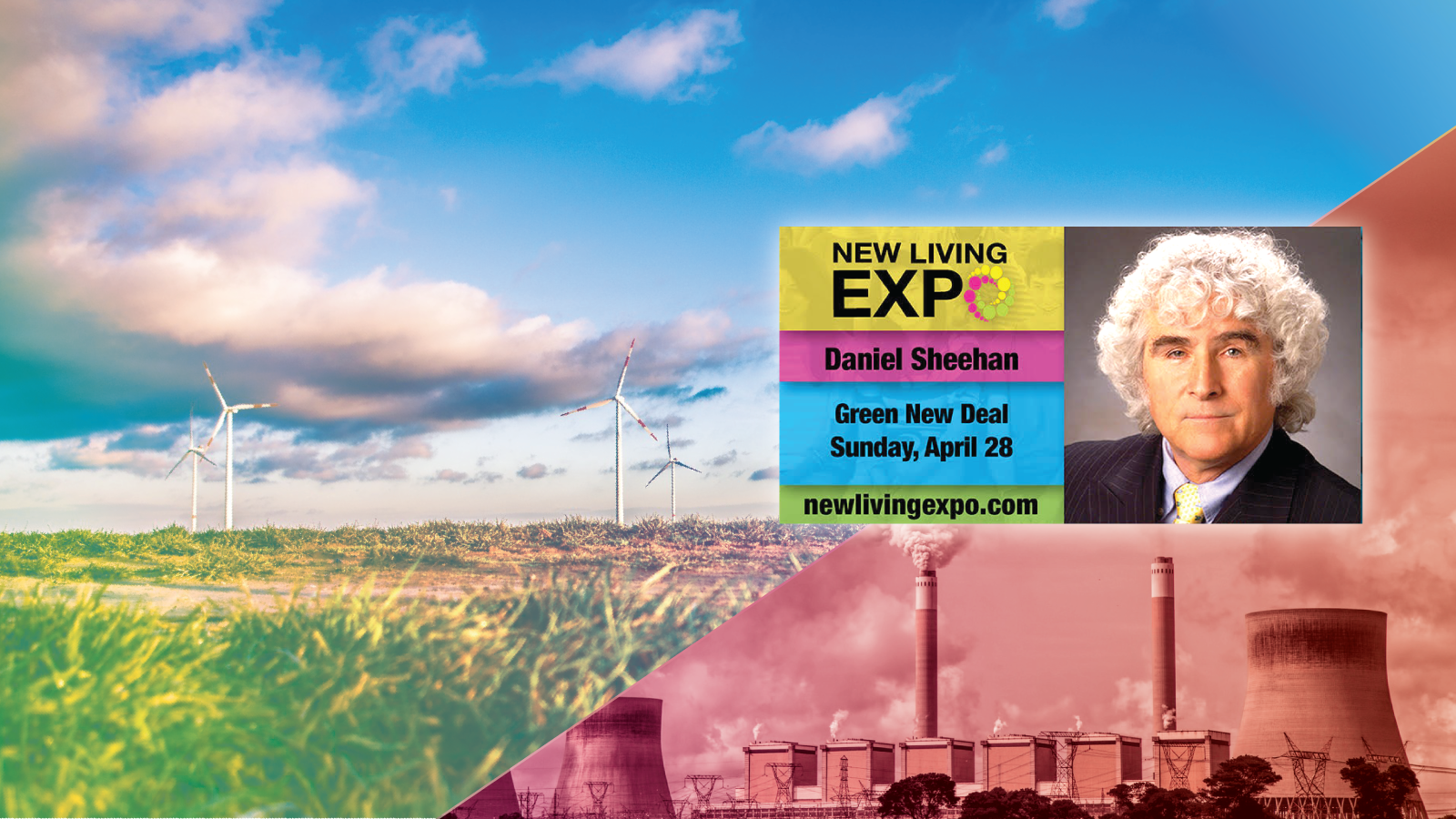 Meet Danny at the 2019 New Living Expo